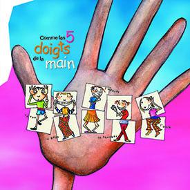 Comme les 5 doigts de la main